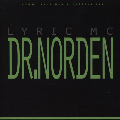 Lyric MC - Dr. Norden