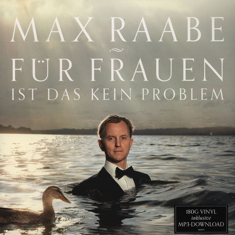 max raabe f r frauen ist das kein problem vinyl lp 2012 eu original. Black Bedroom Furniture Sets. Home Design Ideas