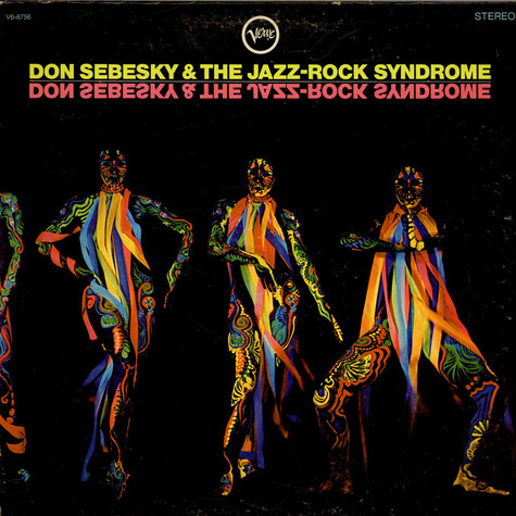 Don Sebesky & The Jazz Rock Syndrome - Don Sebesky & The Jazz Rock Syndrome