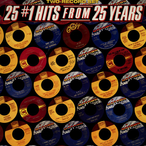 V.A. - 25 N°1 Hits From 25 Years