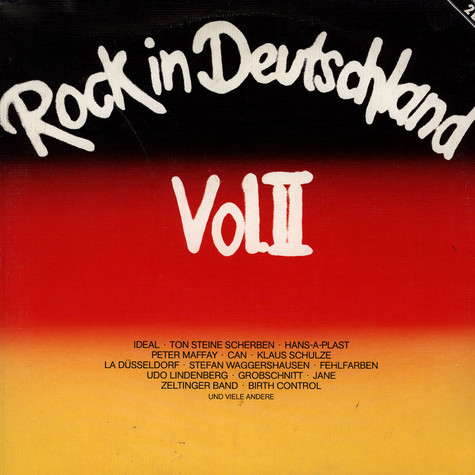 V.A. - Rock In Deutschland Volume 2