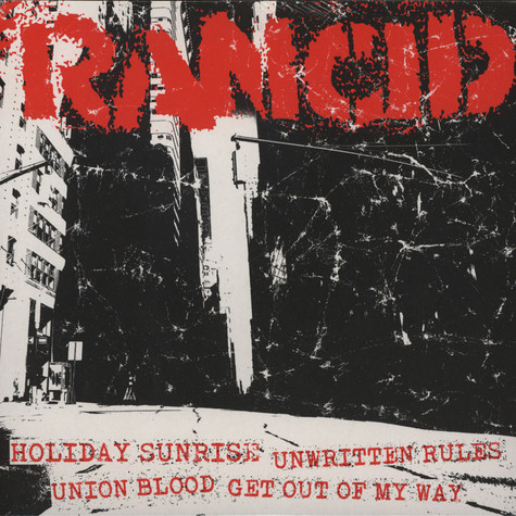 Rancid - Holiday Sunrise