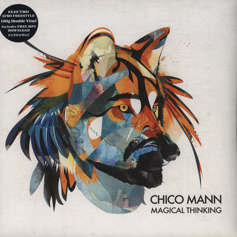 Chico Mann of Antibalas - Magical Thinking
