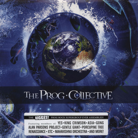 Prog Collective - Prog Collective
