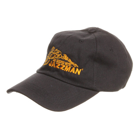 Jazzman - Cap - Black With Gold Logo