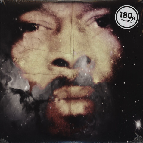 Osunlade - A Man With No Past Originating The Future Clear Vinyl Version