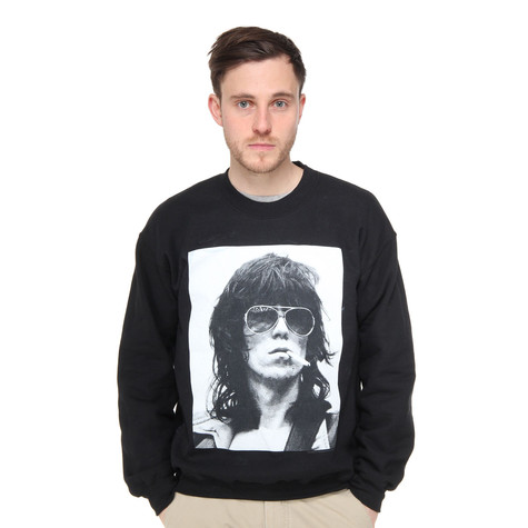 Rolling Stones, The - Keith Smoke Sweater