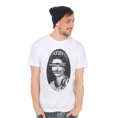 1210 Apparel - God Rave The Queen T-Shirt