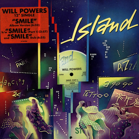 Will Powers - Smile