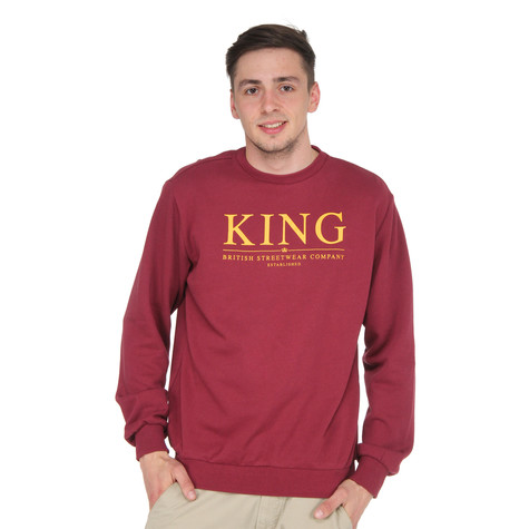 King-Apparel - Krest Select Crew Sweater