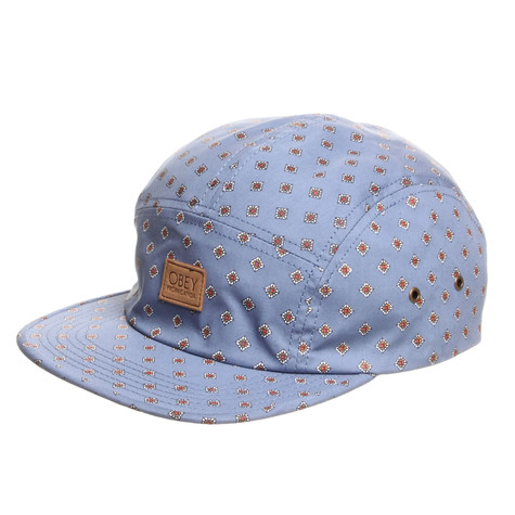 Obey - Stately 5 Panel Cap
