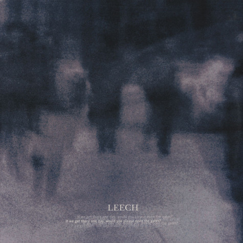 Leech - If We Get There One Day, Would You Please Open The Gates?