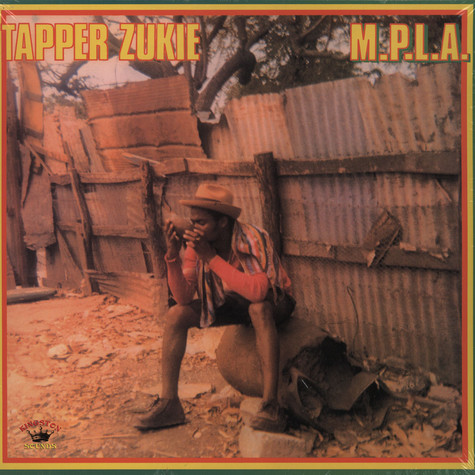 Tapper Zukie - M.P.L.A.