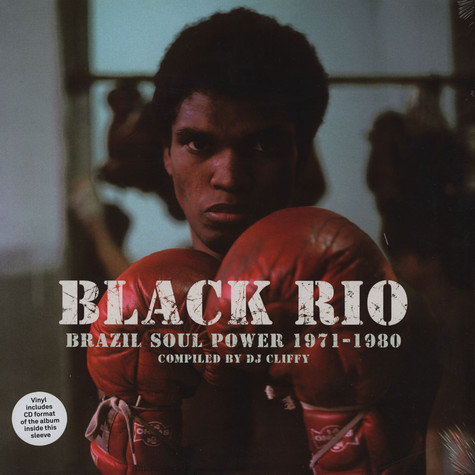V.A. - Black Rio Volume 1 - Brazil Soul Power 1971 - 1980