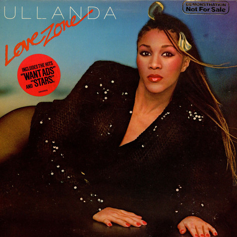 Ullanda McCullough - Love Zone