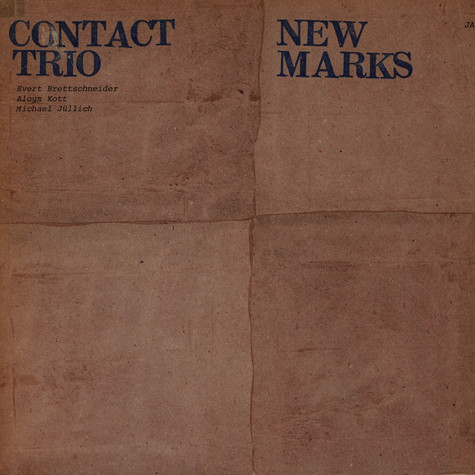 Contact Trio - New Marks