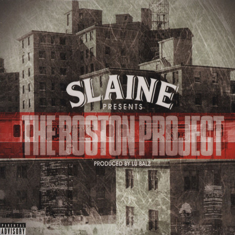 Slaine - Boston Project