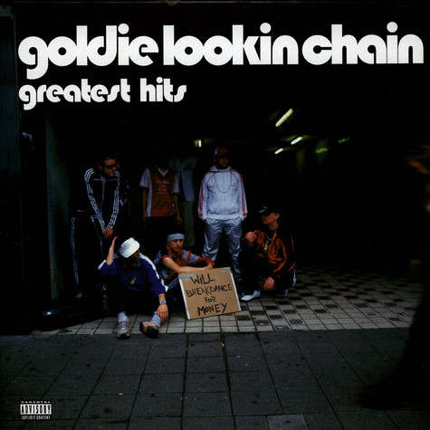 Goldie Lookin Chain - Greatest hits
