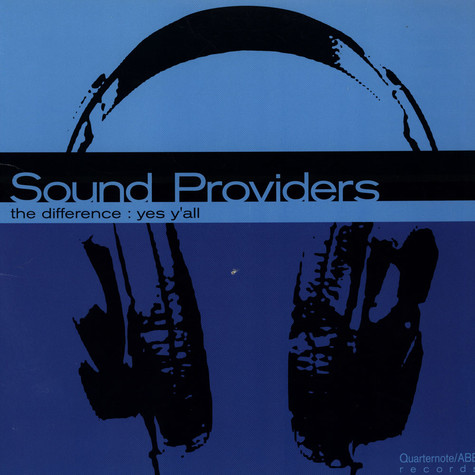 Sound Providers - The Difference