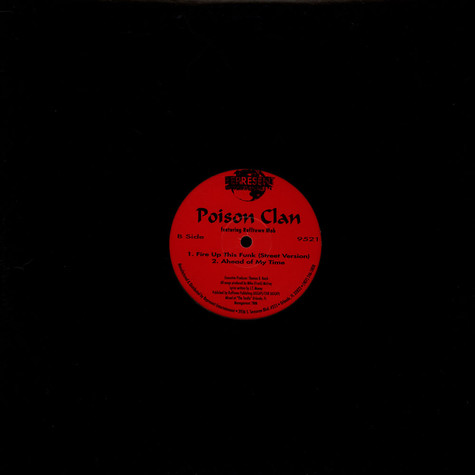 Poison Clan - Fire Up This Funk