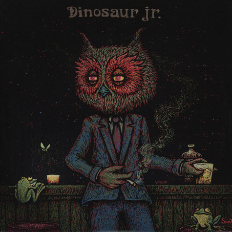 Dinosaur Jr - Now The Fall / Ricochet