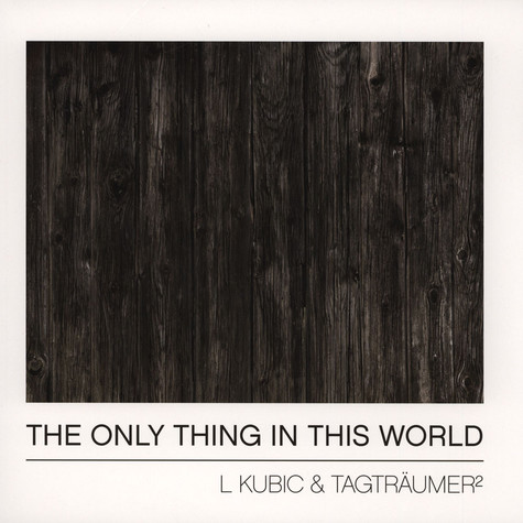 L Kubic & Tagträumer - The Only Thing In This World