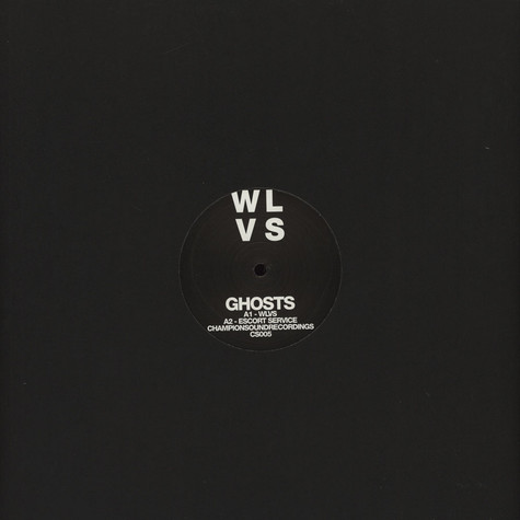 Ghosts - WLVS EP