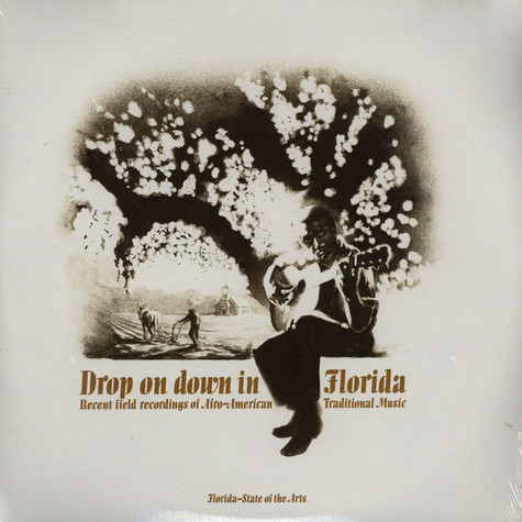 V.A. - Drop on Down in Florida: Recent Field Recordings of Afro-American Traditional Music