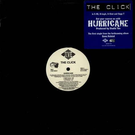 Click, The - Hurricane