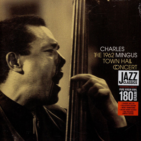 Charles Mingus - 1962 Town Hall Concert