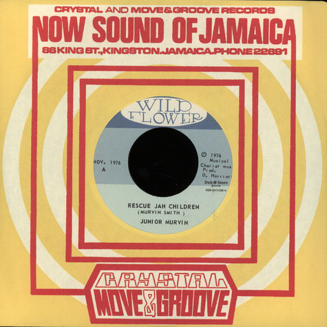Junior Murvin - Rescue Jah Children