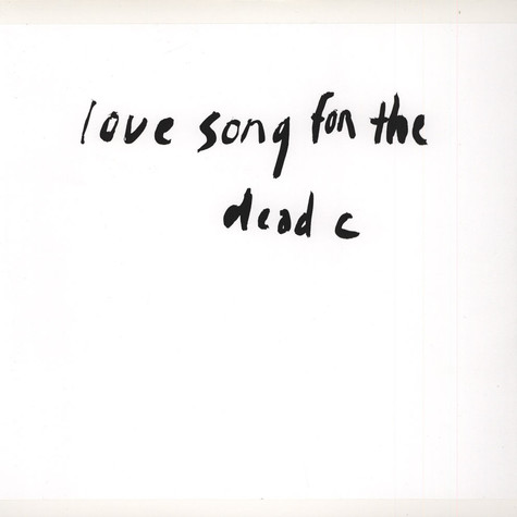 Yek Koo - Love Song For The Dead C