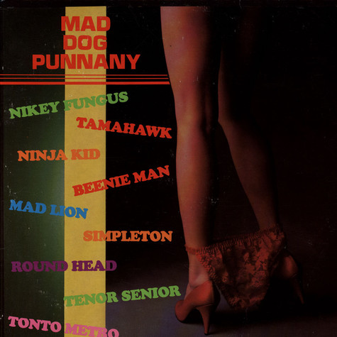 V.A. - Mad Dog Punnany