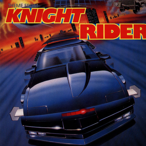 Laser-Cowboys - Theme From Knight Rider