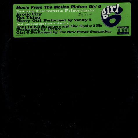 V.A. - Music From The Motion Picture Girl 6