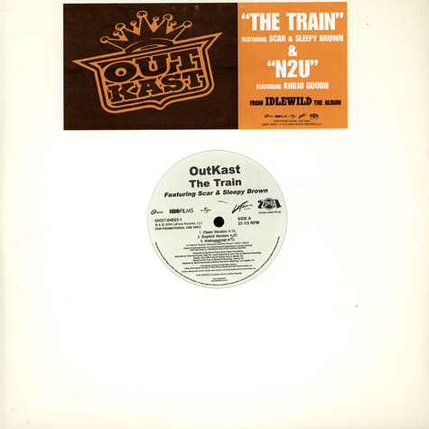 OutKast - The Train