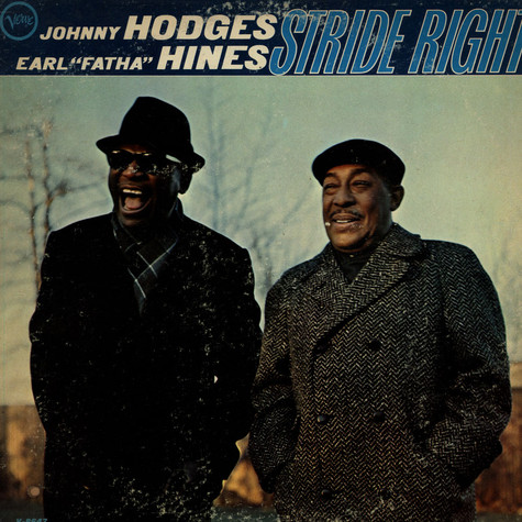 Johnny Hodges / Earl Hines - Stride Right