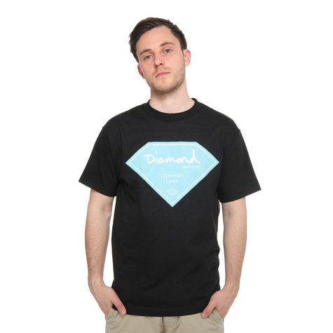 Diamond Supply Co. - Certified Lifer T-Shirt