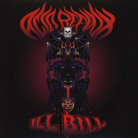 Ill Bill - Acid Reflux / Paul Baloff Purple Vinyl Edition