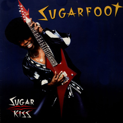 "Leroy ""Sugarfoot"" Bonner - Sugar ""Kiss"""