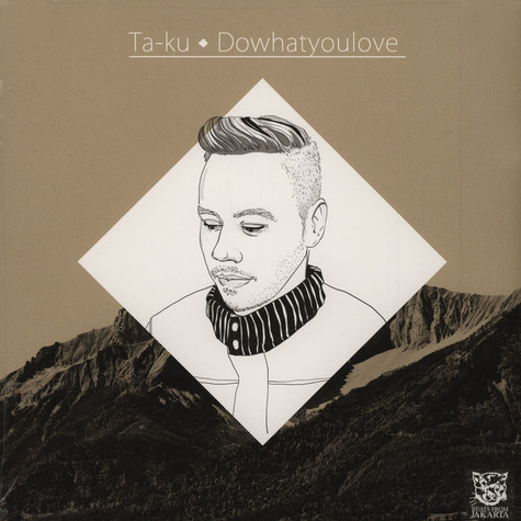 Ta-ku - Dowhatyoulove Limited Colored Vinyl