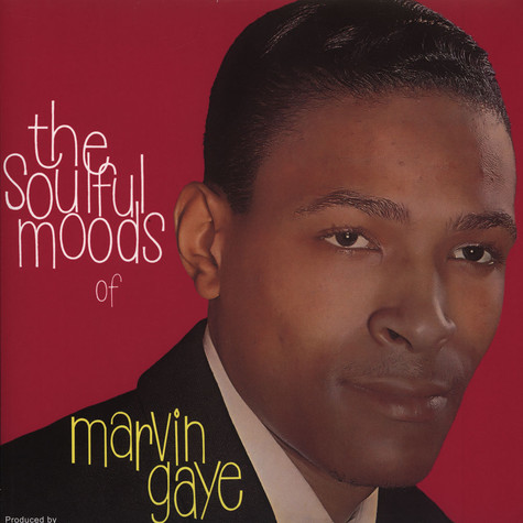 Marvin Gaye - The Soulful Moods Of