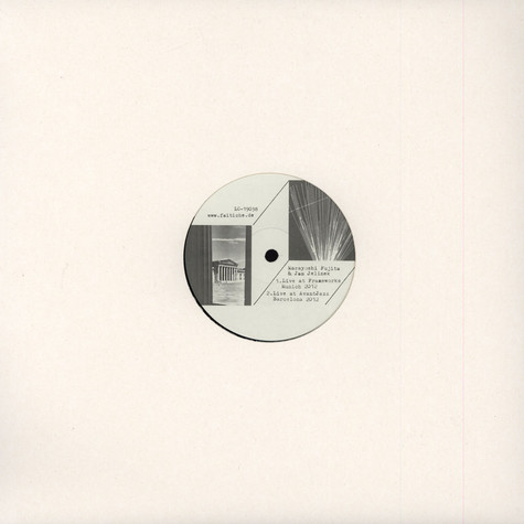 Masayoshi  Fujita & Jan Jelinek - Do You Know Otahiti? EP