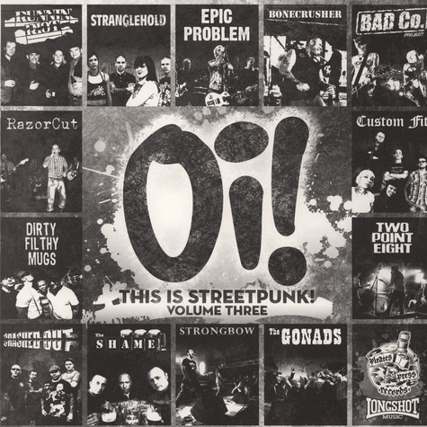 V.A. - Oi! This Is Streetpunk! Volume 3