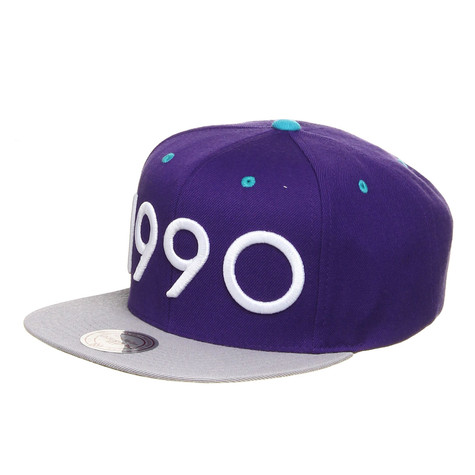 Mitchell & Ness - 1990 Grapes Collection Snapback Cap