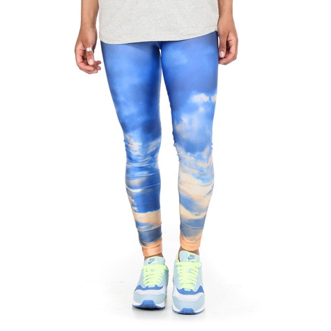 Straight Banana - Skyline Leggings