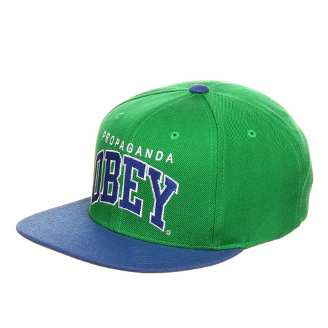 Obey - Throwback Snapback Cap
