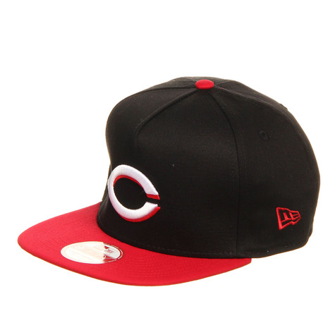 New Era - Cincinnati Reds MLB Team Fill 9Fifty Snapback Cap