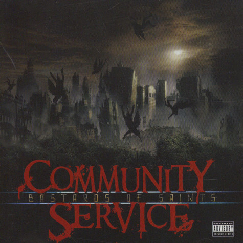 Community Service - Bastards Of Saints
