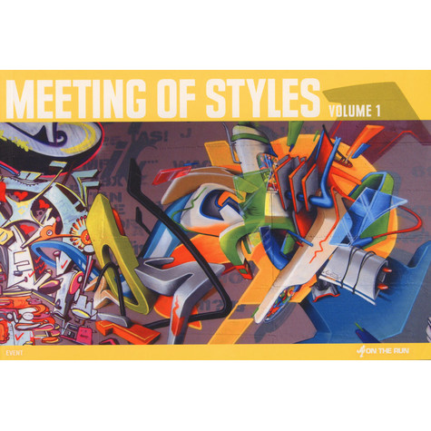 Meeting Of Styles - Volume 1 Paperback